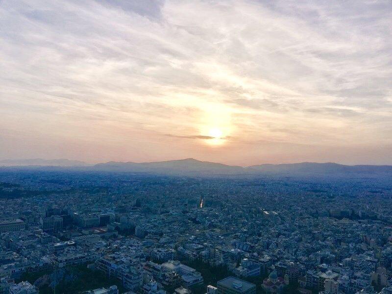Week end Atene Panorama