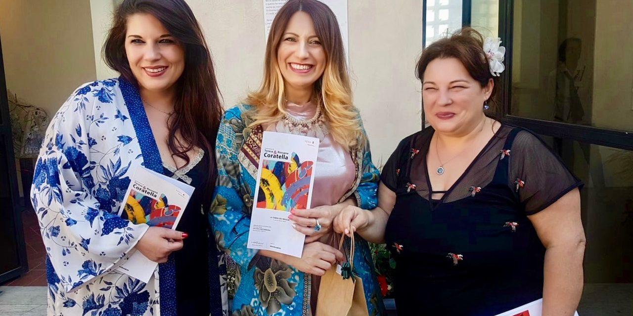 L'arte incontra l'ambiente con LA TERRA DEI BRUCHI delle sorelle Coratella
