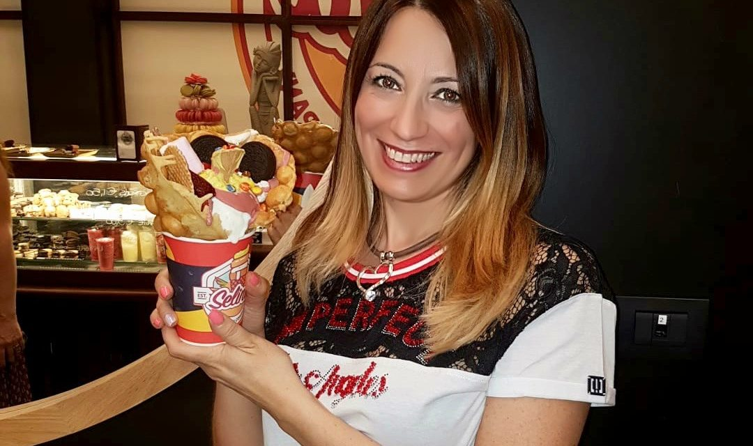 SELINA Ice Cream e il gelato diventa POP!
