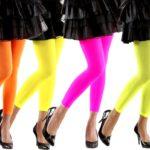 Tendenze moda Fluo abiti e costumi pop color
