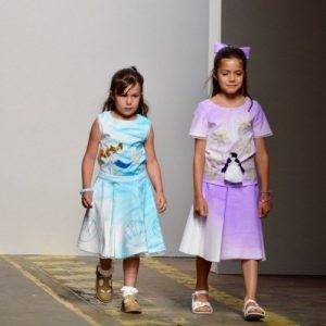 Concorso nazionale professione moda accessori bambini Altaroma
