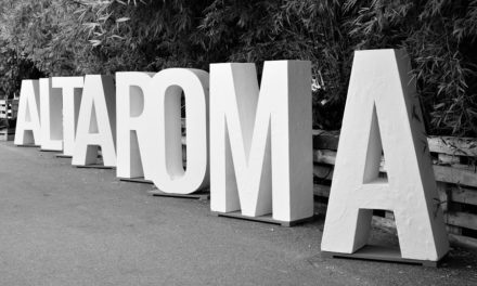 ROME IS MY RUNWAY: IL MADE IN ITALY SFILA AD ALTAROMA