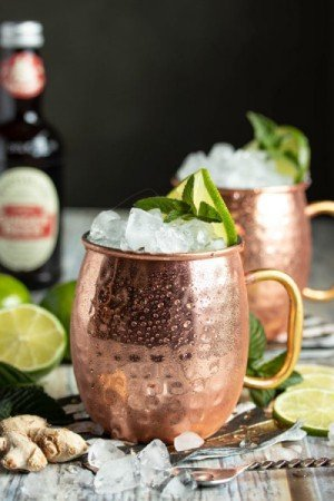 Cocktail estate 2019 moscow mule