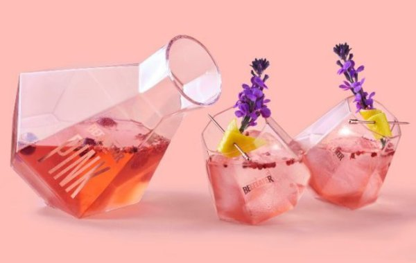 Cocktail tendenza estate 2019 pink gin