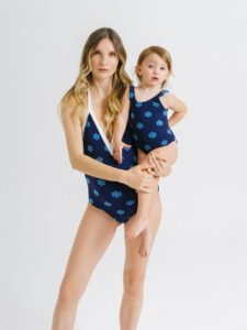 Costumi mamma figlia mini me Mimi a la mer cop