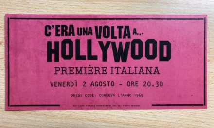 C'era una volta a… Hollywood sbarca a Roma
