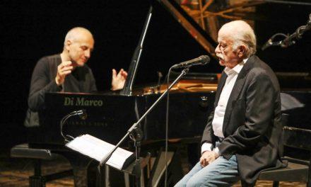 Gino Paoli e Danilo Rea al Festival di Tagliacozzo