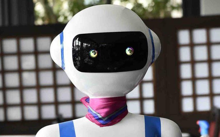 Robot camerieri in Italia, la nuova frontiera della ristorazione