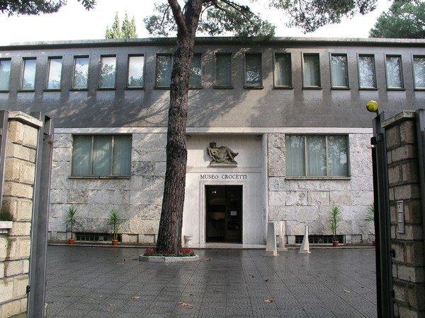 museo-crocetti roma tra sacro e profano