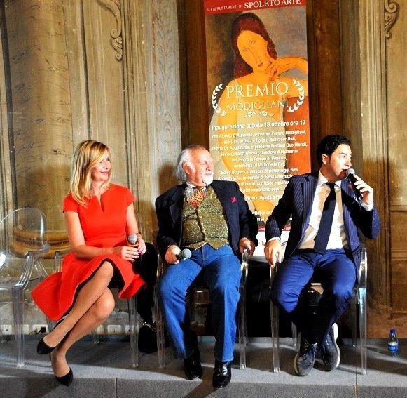 Antonietta Di Vizia, Josè Dalì e Salvo Nugnes
