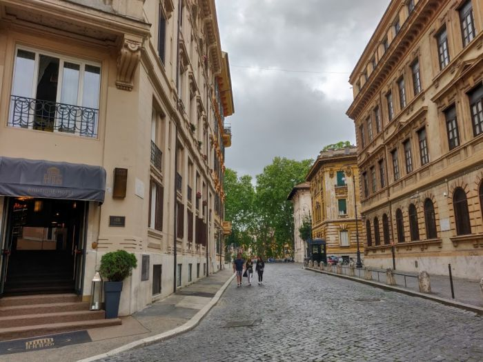 Ghetto ebraico a Roma