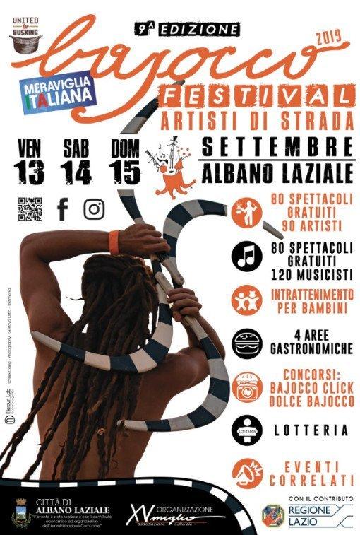 Locandina Bajocco 2019