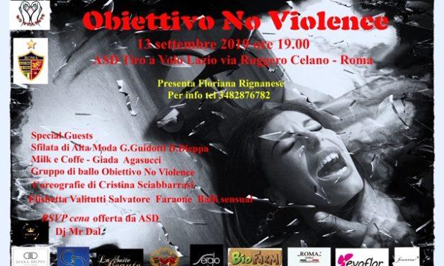 Obiettivo No Violence in prima linea contro la violenza sulle donne