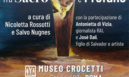 Tra Sacro e Profano in mostra al Museo Venanzo Crocetti