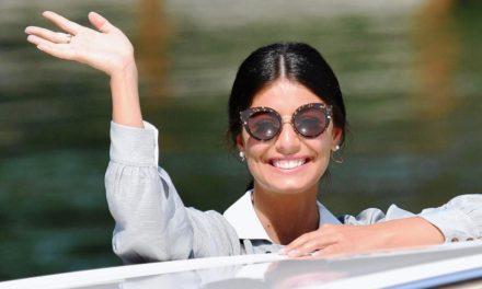 Alessandra Mastronardi regina di Venezia