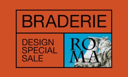 BRADERIE Design Special Sale a Roma