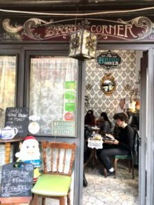 Pigneto British Corner entrata