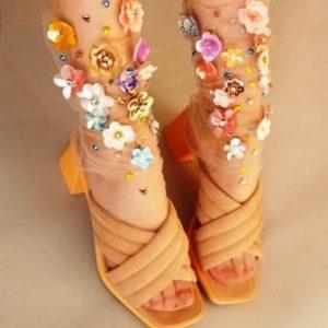 calzini lirika matoshi fiori
