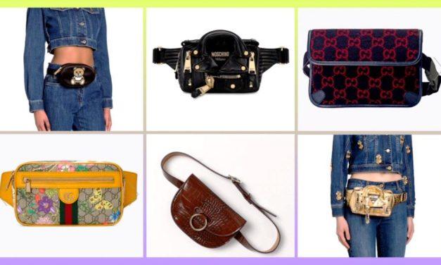 Belt bag l'evoluzione fashion del marsupio