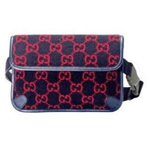belt bag gucci lana gg wool