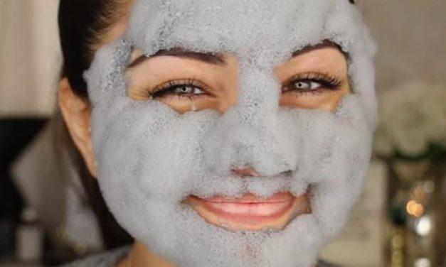 Bubble Mask la maschera che fa le bolle