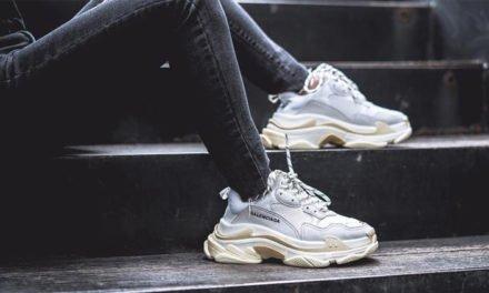 Chunky Sneakers le brutte conquistano il mondo