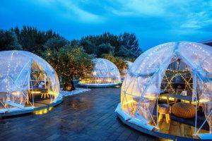 qvinto ristorante roma tor de quinto igloo