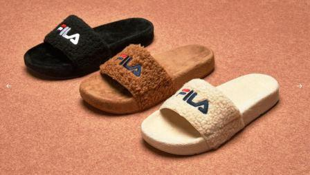 teddy bear slide fila
