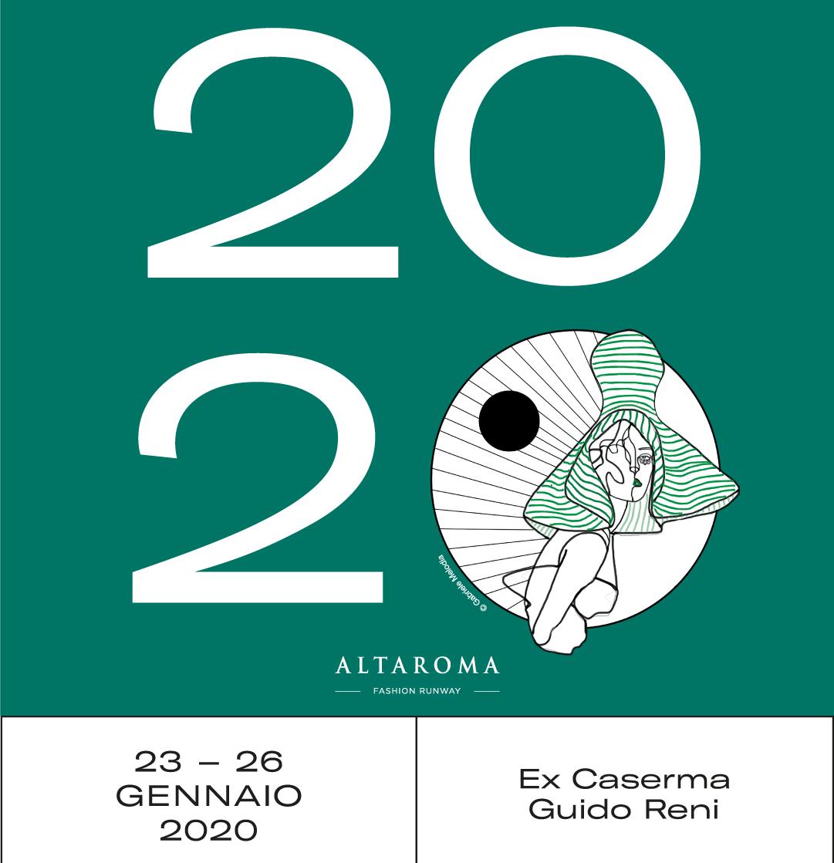 altaroma 2020 locandina