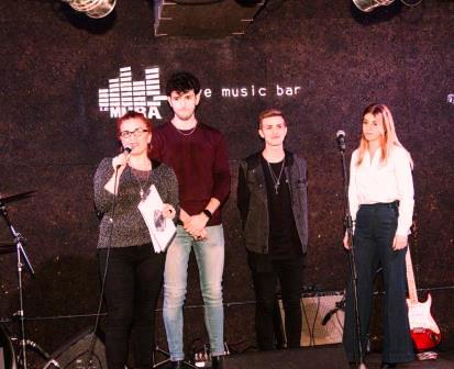 italian music contest finale 20 gennaio