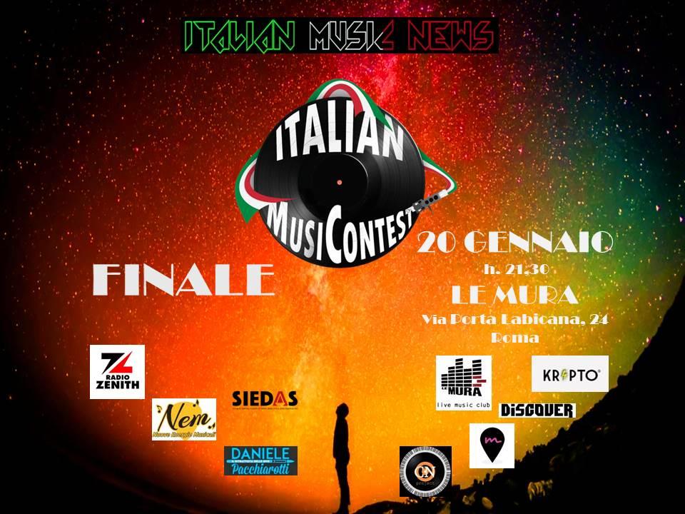 italian music contest