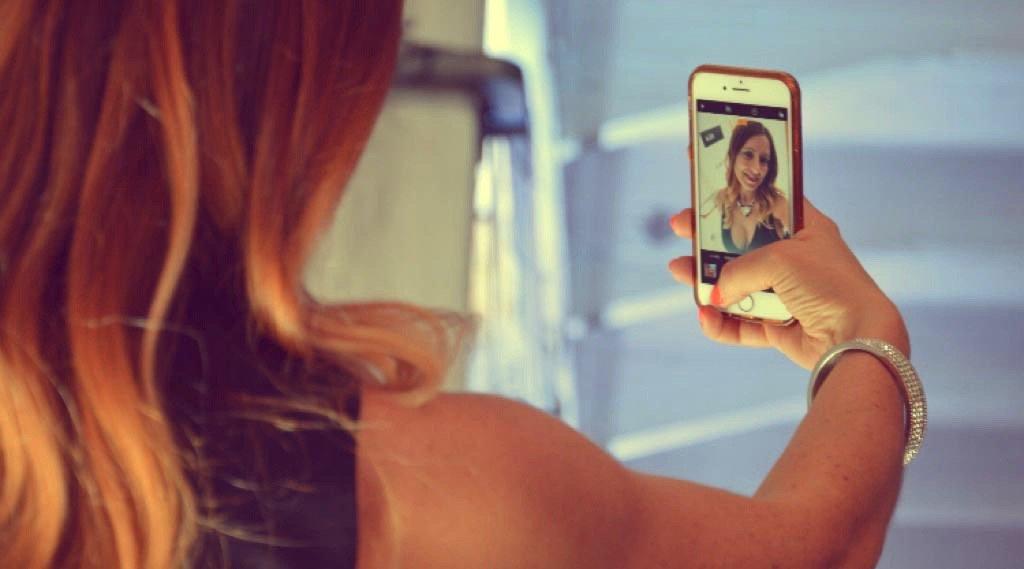 non solo selfie elenia scarsella libro
