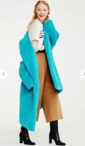 saldi 2020 teddy bear coat