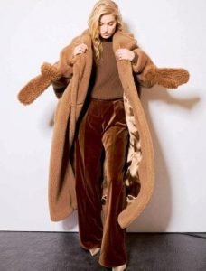 saldi 2020 teddy bear coat cammello max mara