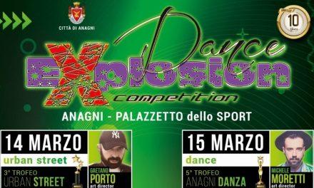Dance Explosion Competition e la danza diventa protagonista