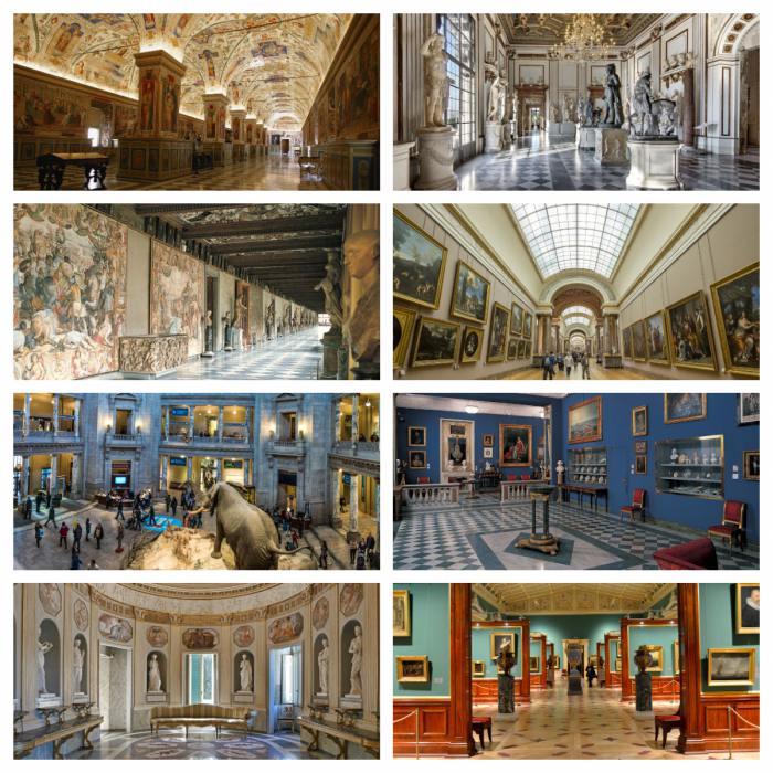Tour virtuali musei