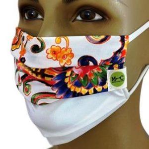 mascherine made in carcere colorate