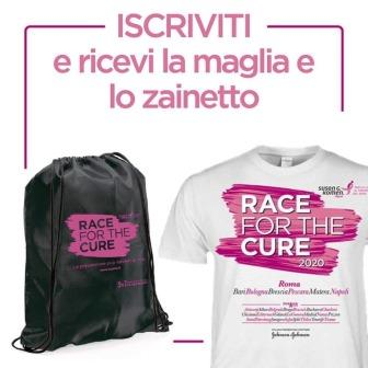 race for the cure kit