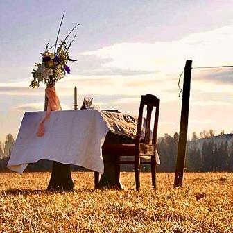 bord for en mini ristorante svezia