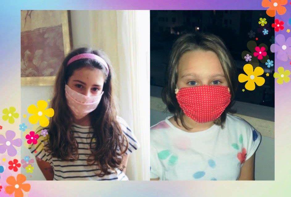 KidsBlog il Coronavirus visto da due bambine