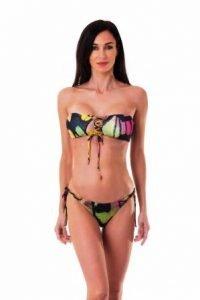 bikini laccetti miss bikini fascia