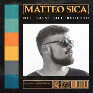 copertina ep MATTEO SICA