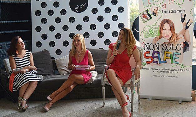 """Grande successo per Elenia Scarsella e il suo """"Non solo Selfie"""" al Pier-Eur"""