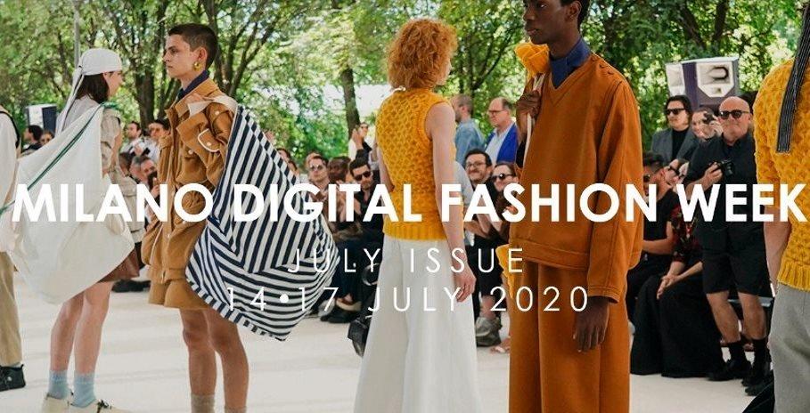 Milano Digital Fashion Week 2020