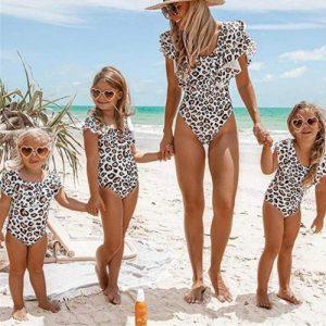 Costumi coordinati mamma e figlia