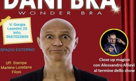 Dani Bra al Teatro Leontini con Wonder Bra