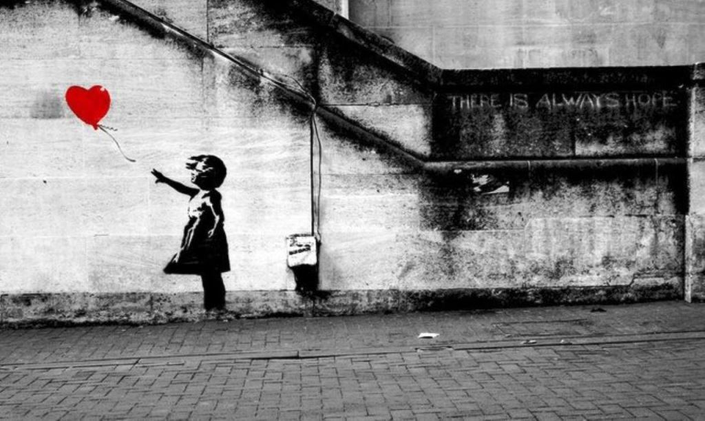 banksy-hope