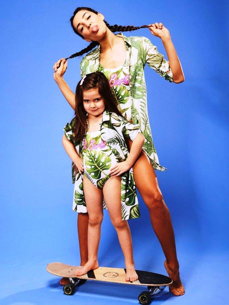 costumi mamma e figlia mc2 saint barth