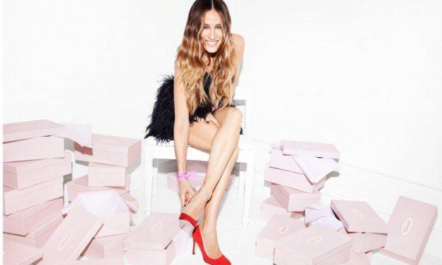 Sarah Jessica Parker apre il suo negozio di scarpe a New York