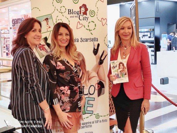 Euroma2 presentazione Non solo Selfie Elenia Scarsella Emanuela Scanu Antonietta Di Vizia